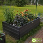 Raised Bed Customer Feedback British Recycled Plastic