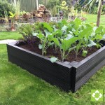 Recycled Plastic Raised Beds British Recycled Plastic