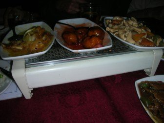 Selection of mains