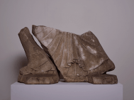 'Archaic' sculpture by the famous forger Alceo Dossena. Photo by Antonio Palmieri.