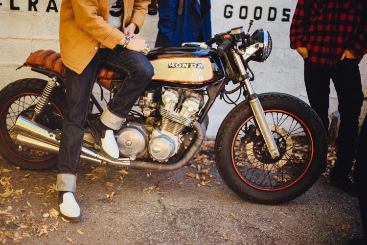 cafe racer fashion