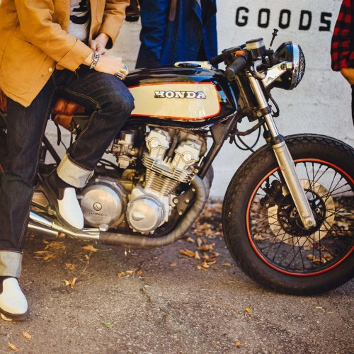 cafe racer fashion