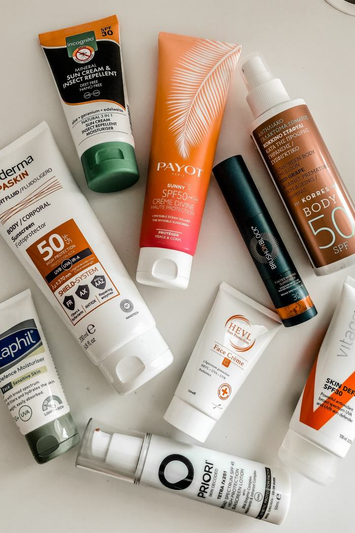 Stay Safe in The Sun With Our High Factor Sunscreen Picks