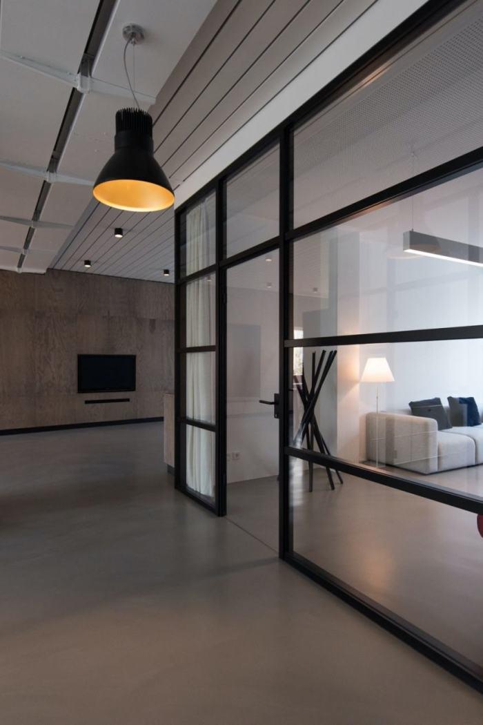 Decorating With Internal Glazed Doors