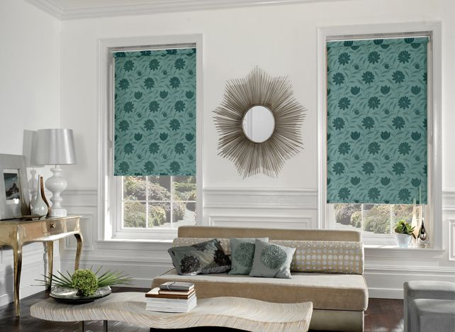 Teal home accessories