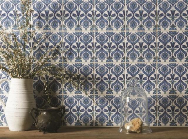 Mediterranean kitchen tiles