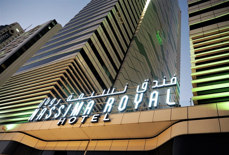 Stylish places: Nassima Royal Hotel review
