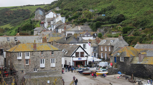 Doc Martin Tour Of Locations Port Isaac Brit Movie Tours