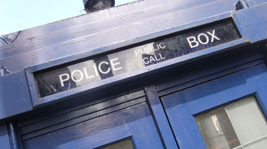 Doctor Who Tour of London by Black Taxi [Unofficial]
