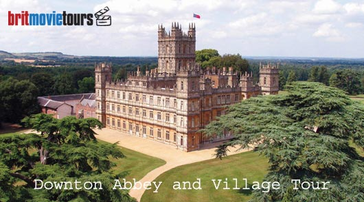 Downton Abbey and Village Tour by Coach