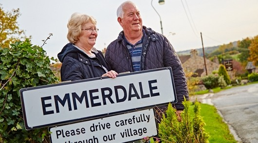 Emmerdale Set Tour