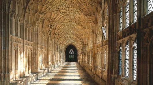 Afbeeldingsresultaat voor lacock abbey harry potter