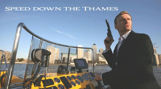James Bond Private Tours of London