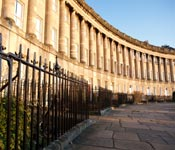 Jane Austen Tour of Bath