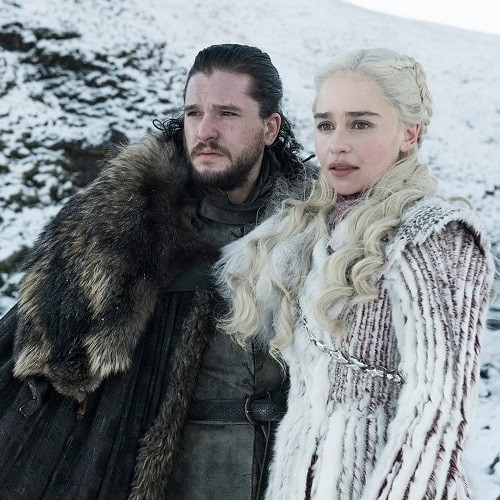 Jon And Daenerys - Game of Thrones 8