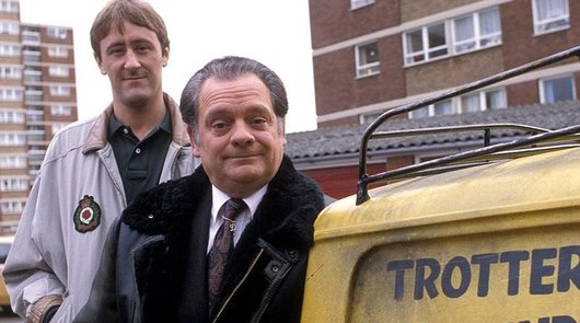 Only Fools and Horses Tour of Locations