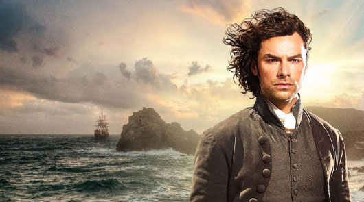 Poldark Tour of Cornwall Filming Locations