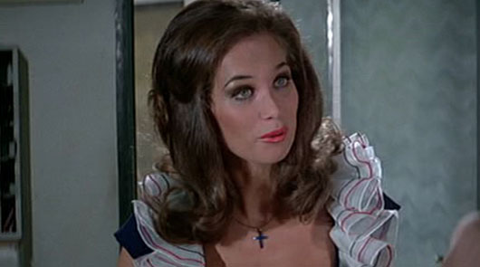 Valerie Leon - private meeting & signings | Brit Movie Tours