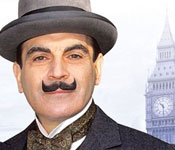 Poirot Tour of London