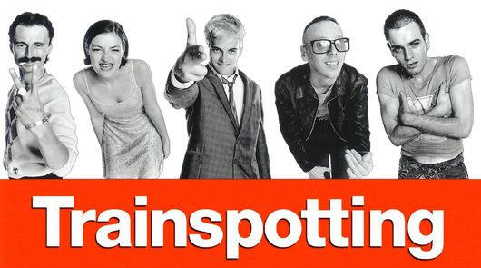 Trainspotting Walking Tour of Edinburgh Locations