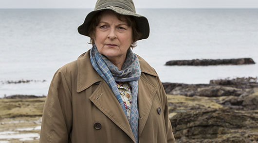 Vera Tour of Northumberland Locations
