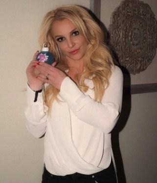 Britney Spears perfume 1