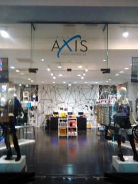 AXIS store
