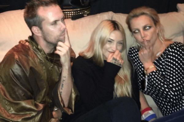 Britney, Justin & Julia
