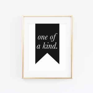 One of a Kind Art Print Britney Termale