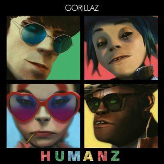 Gorillaz – Humanz