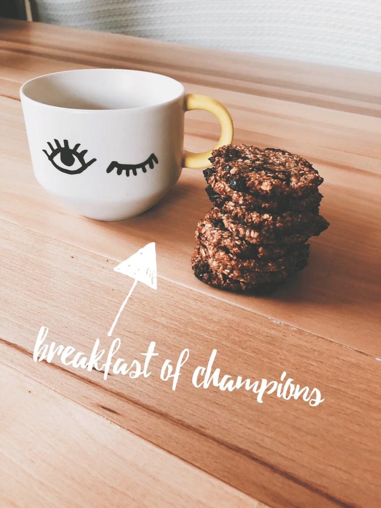 3 Ingredient Cookies | brit strawbridge