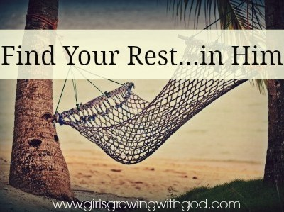 Labor Day and Rest…