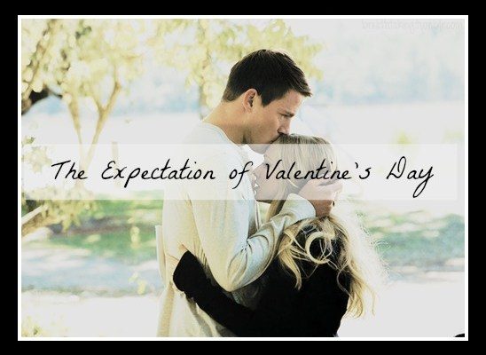 The Expectation of Valentine's Day