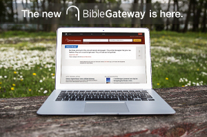 BibleGateway.com News! #bgbg2
