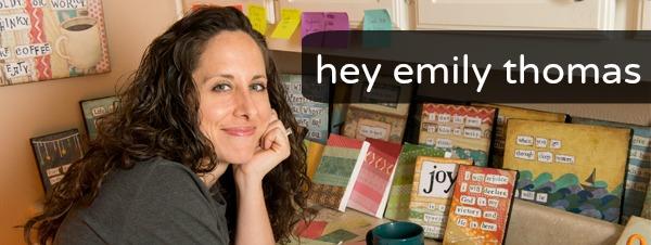 Emily nameplate