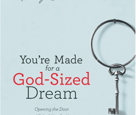 31 Days to #ASimplerJoy: God-Sized Dreams