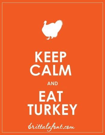 Brittalafont.com Turkey Day