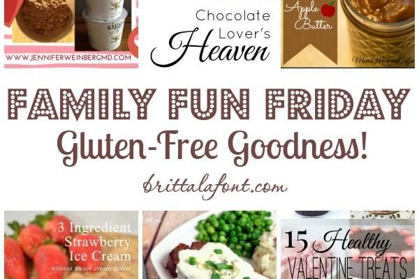 Gluten-Free Goodness at Family Fun Friday!