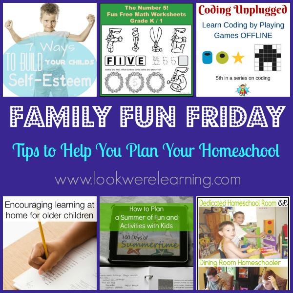 Tips for Homeschool Planning