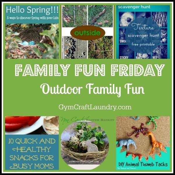 Outdoor Family Fun