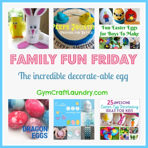 Easter Family Fun Friday