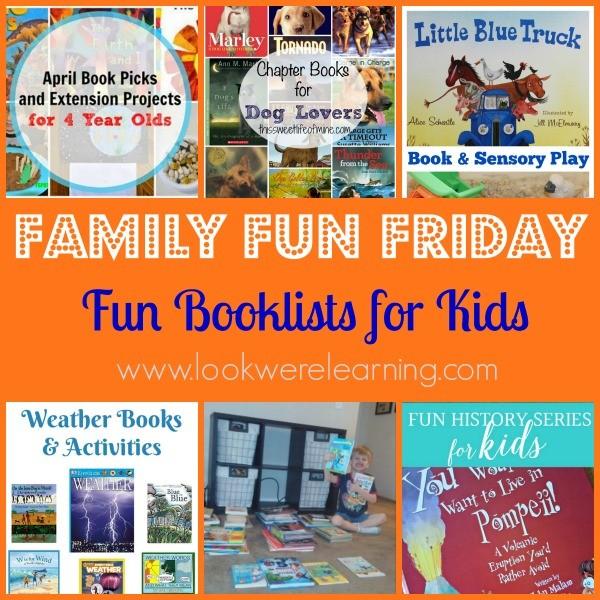 Fun Booklists for Kids
