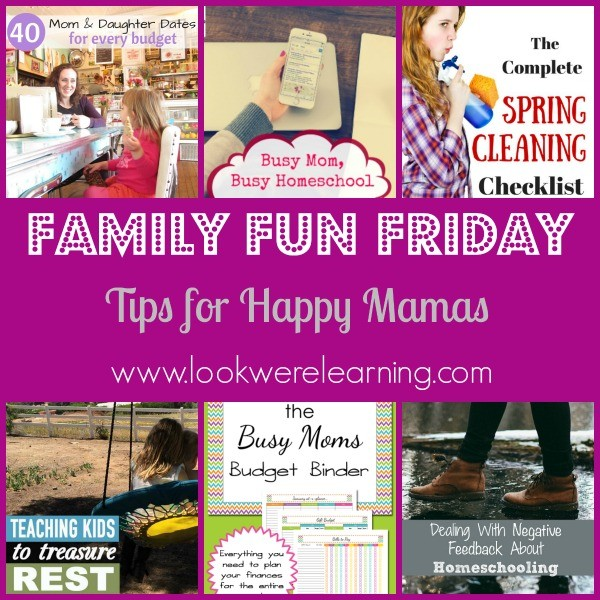 Tips for Happy Mamas
