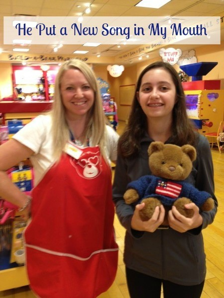 Build A Bear Song