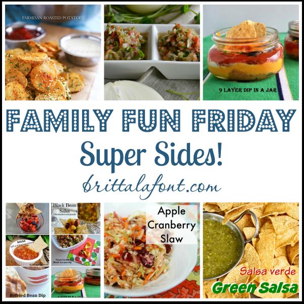 Family Side Dish Recipes