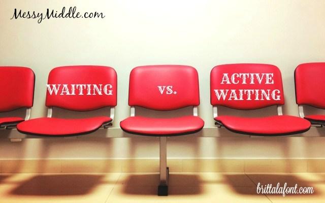 Waiting vs. Active Waiting