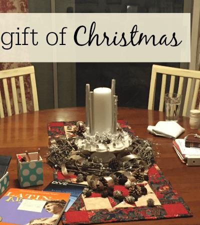 The Season of Christmas: the gift that keeps on giving