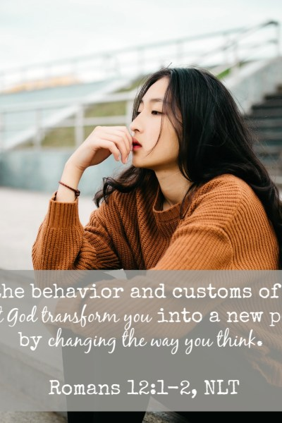 Changing the way you think