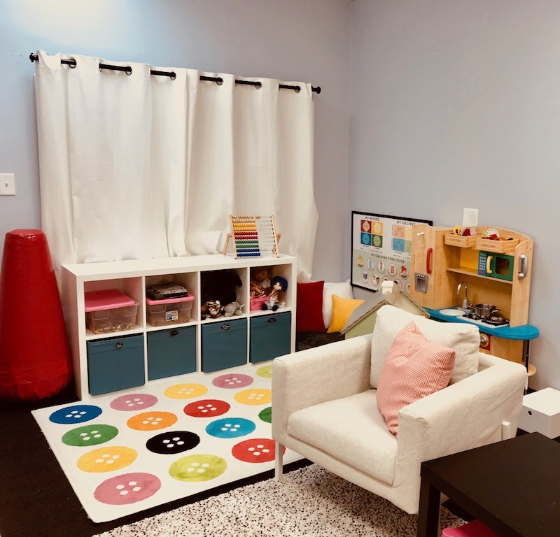 Group Play Therapy Office 3