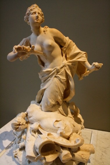Louvre - Augustin Cayot - The Death of Dido